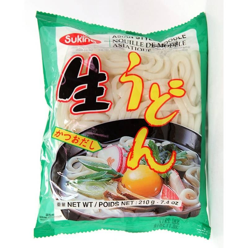 Asia Marché Soupe Udon 210g Sukina Lot de 10