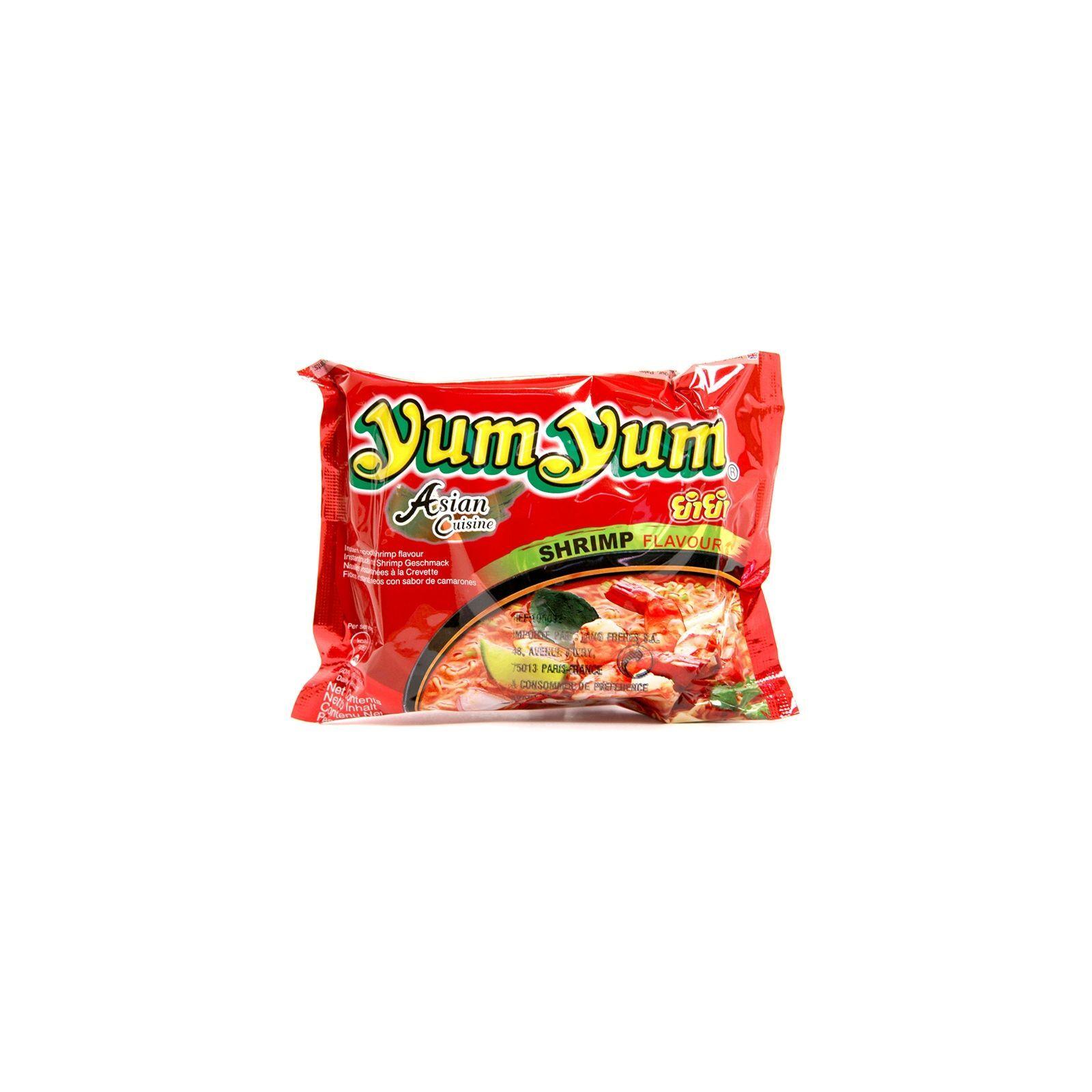 Asia Marché Soupe de nouilles à la crevette 60g YumYum À l'unité