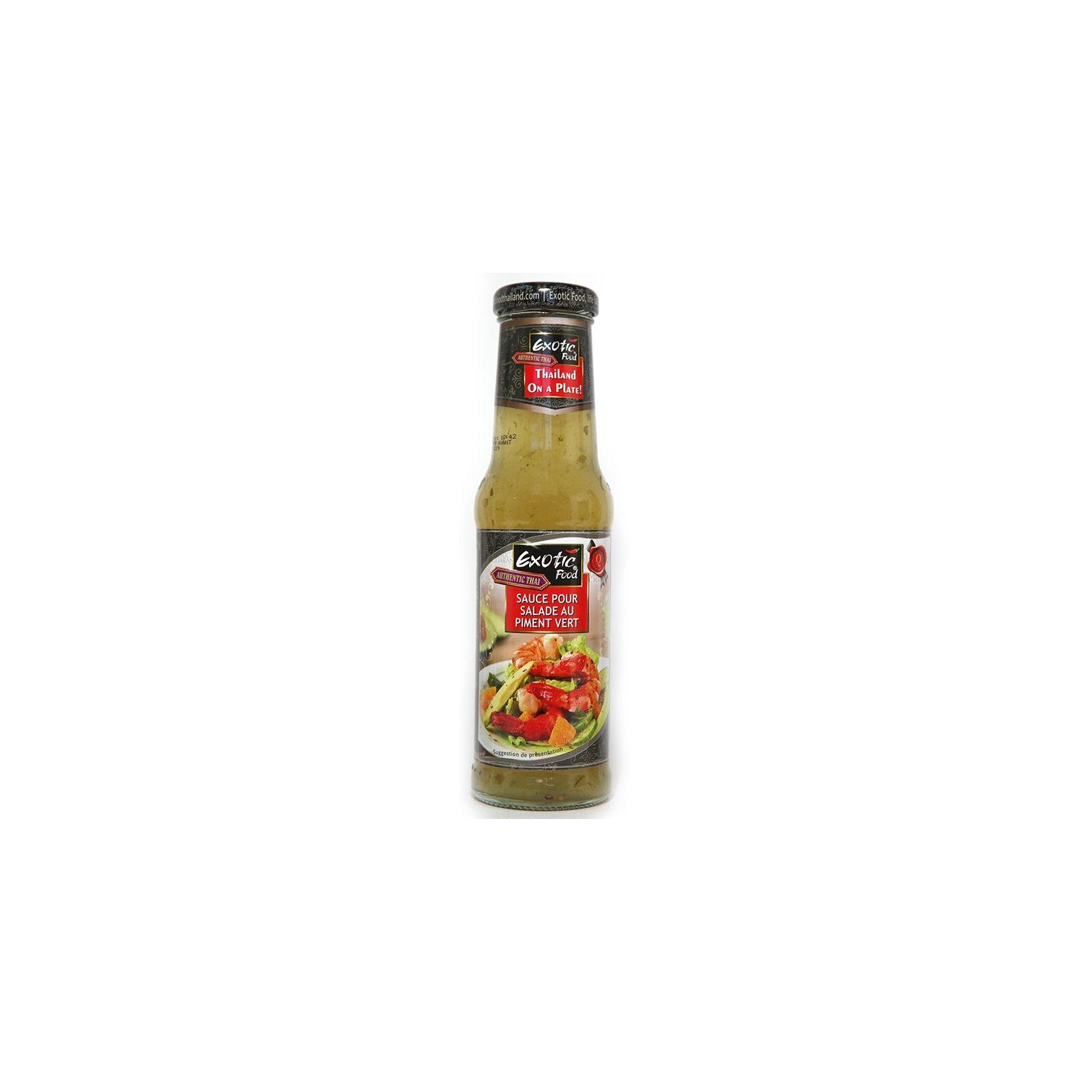 Asia Marché Vinaigrette salade au piment vert 250ml EF