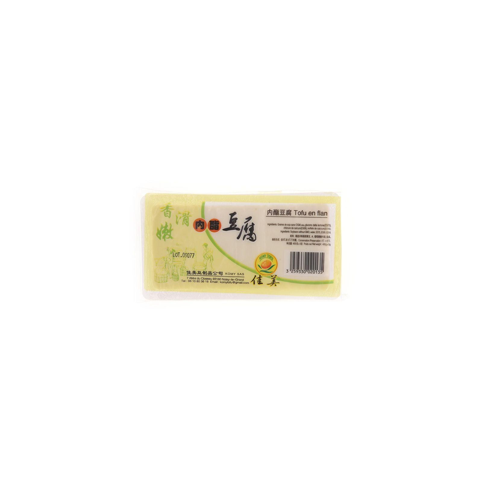 Asia Marché Tofu tendre, soyeux 380g