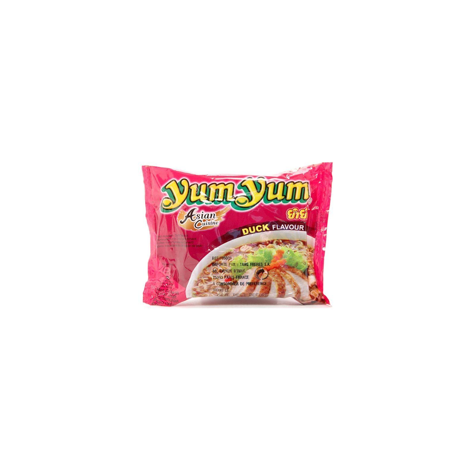 Asia Marché Soupe de nouilles au canard 60g YumYum À l'unité
