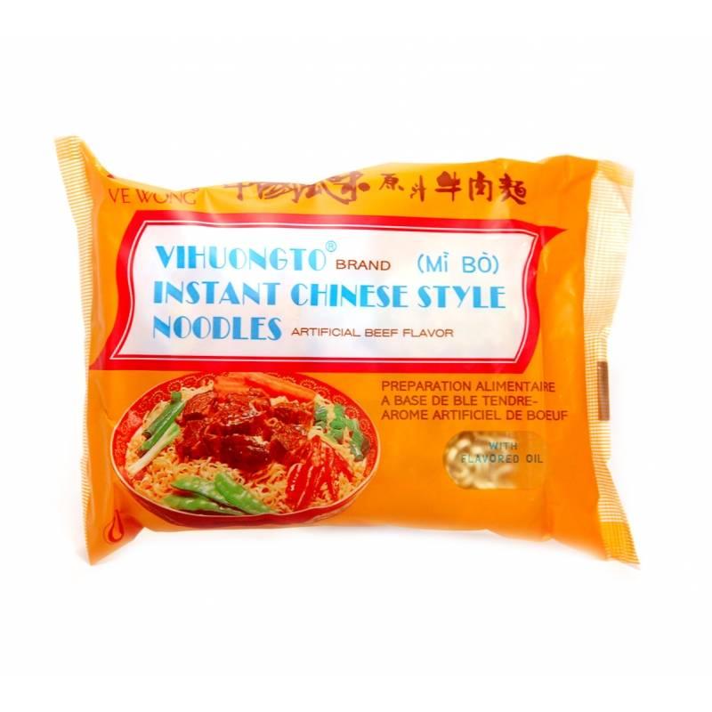 Asia Marché Soupe de nouilles au bœuf 90g Ve Wong À l'unité