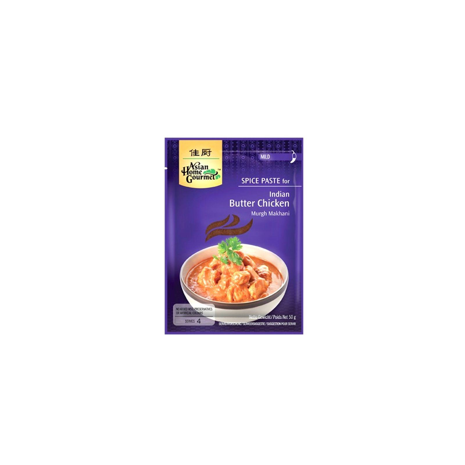 Asia Marché Assaisonnement pour Butter Chicken 50g