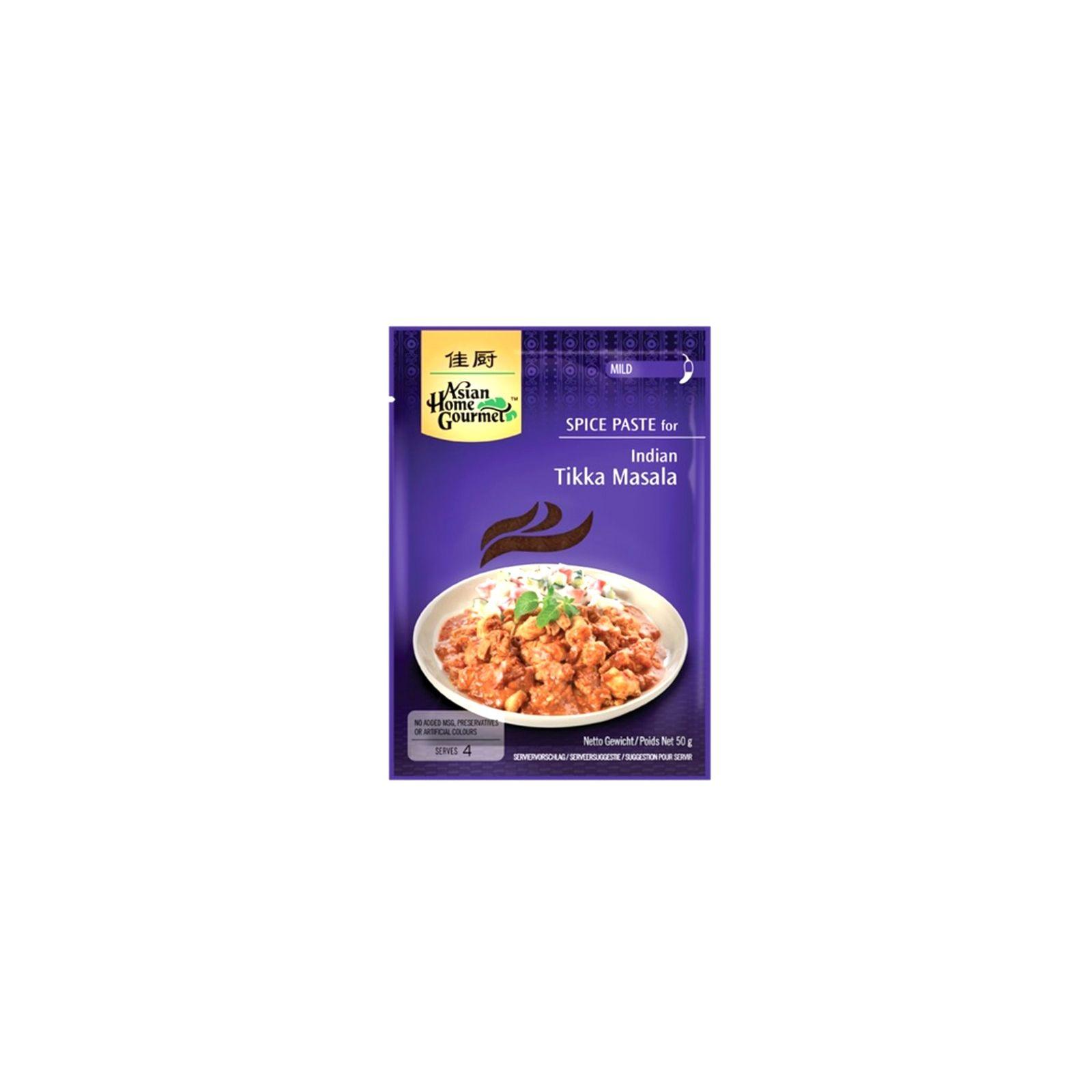Asia Marché Assaisonnement pour Tikka Massala 50g