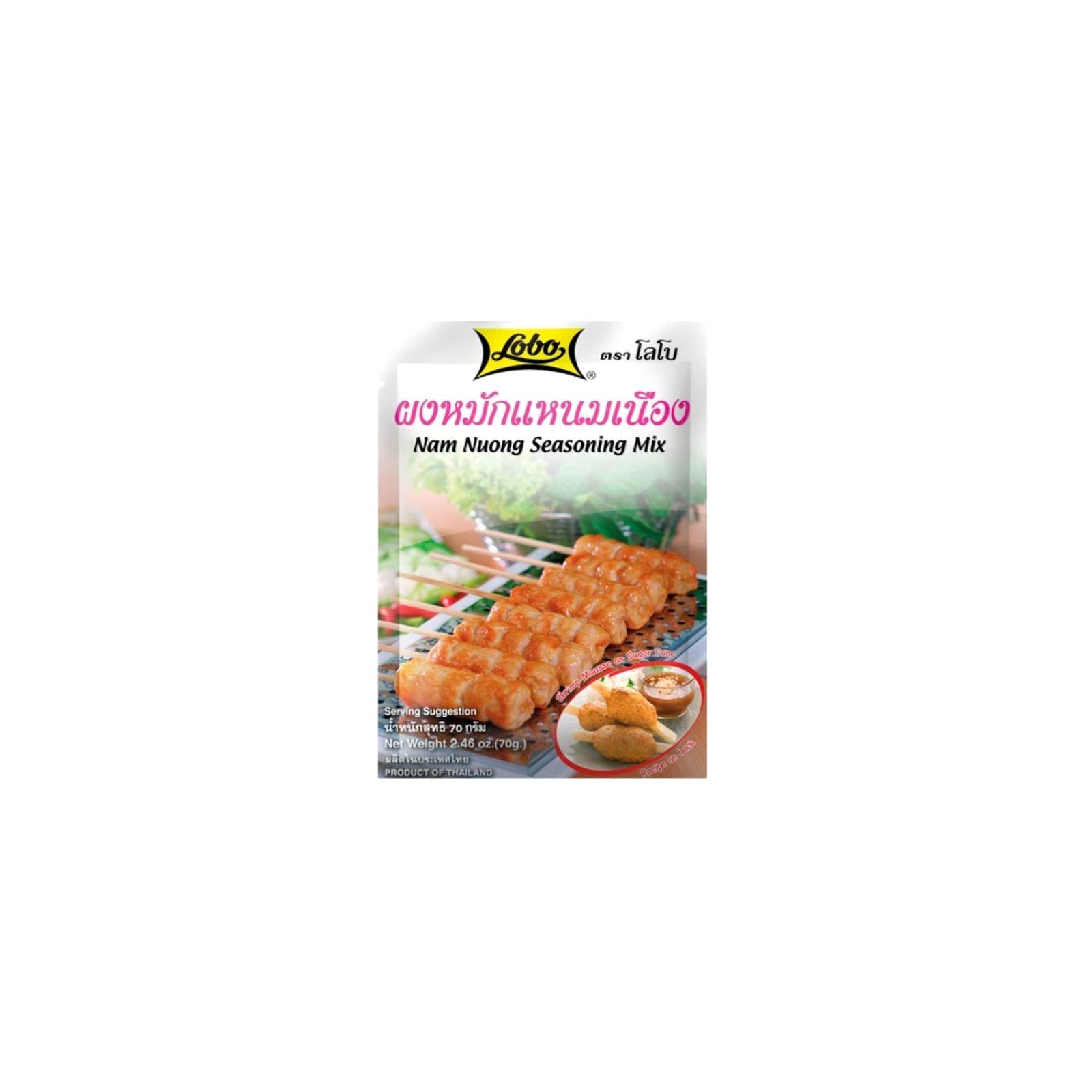 Asia Marché Assaisonnement pour Nam Nuong 70g Lobo