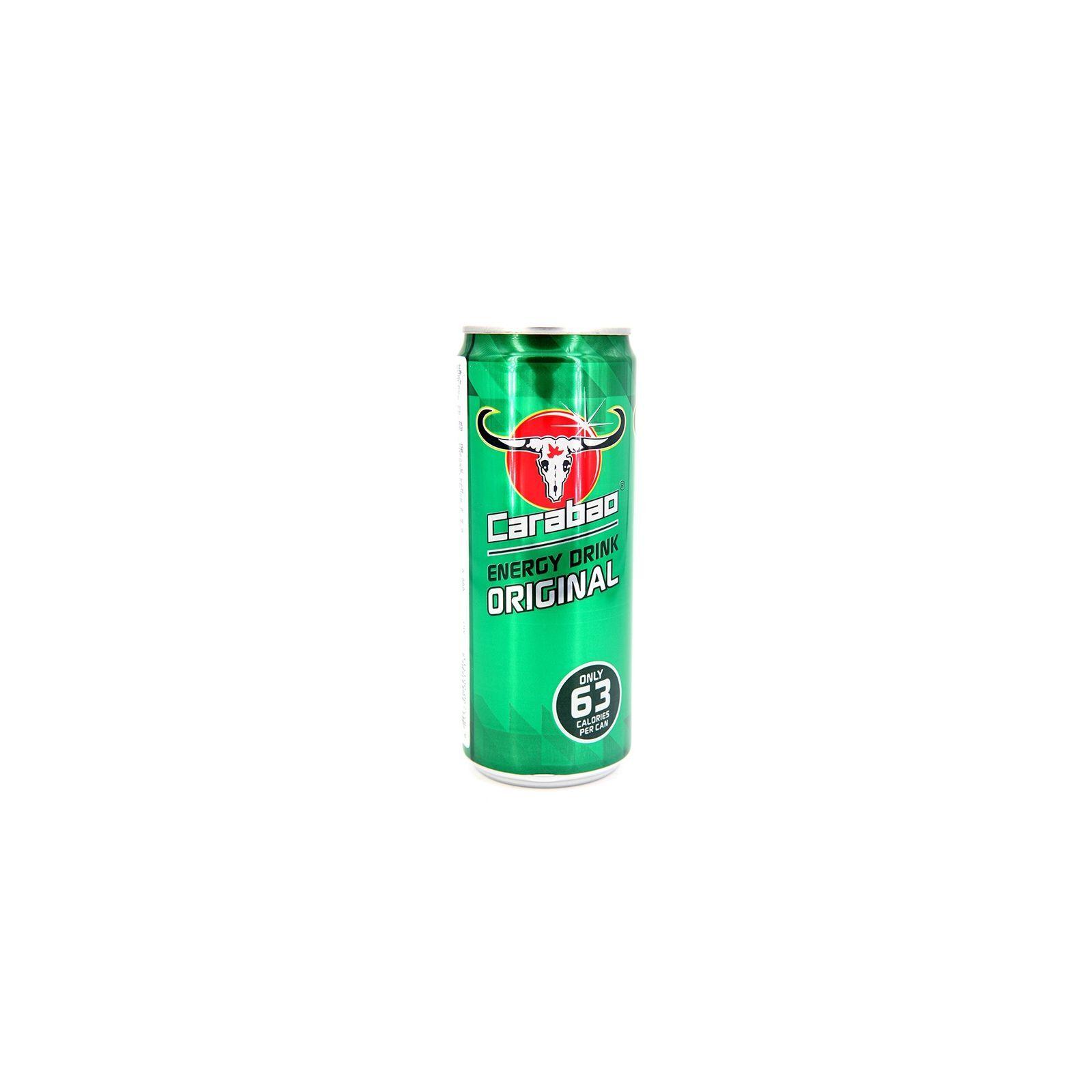 Asia Marché Carabao boisson énergétique 33cl canette