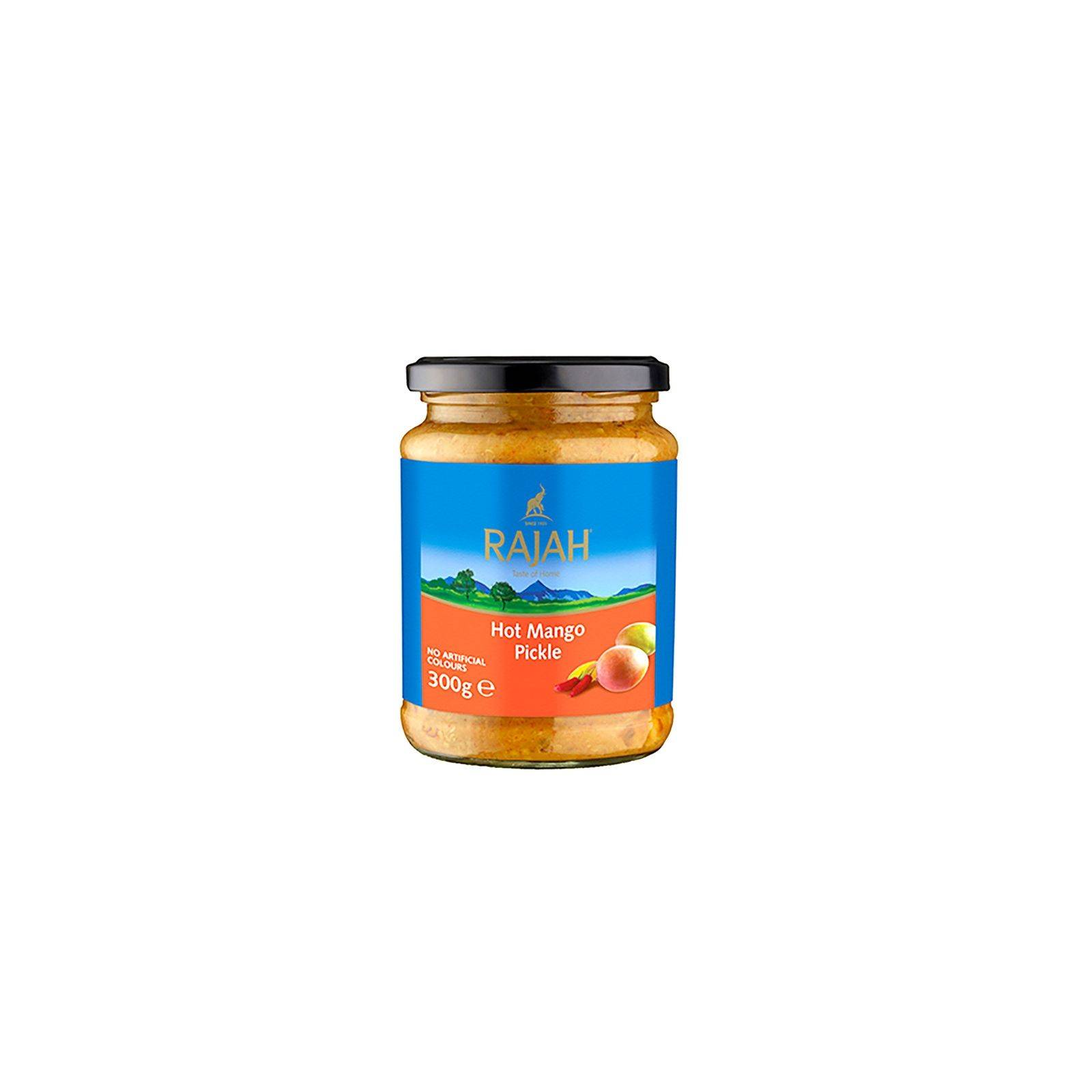 Asia Marché Achard / Pickle de mangue épicé 300g Rajah