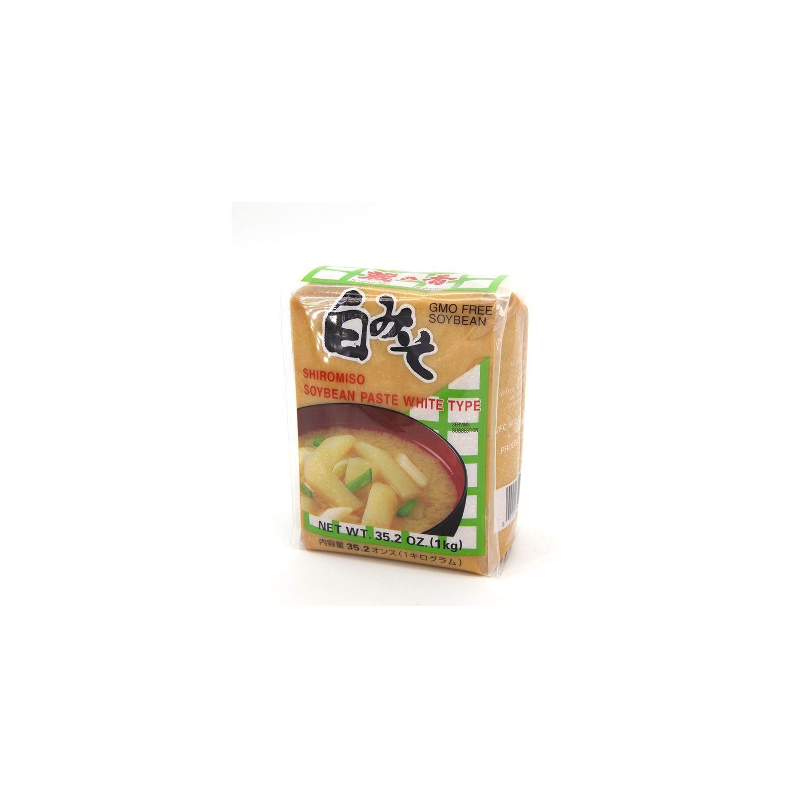 Asia Marché Miso blanc Shiro1kg Kuranokaori