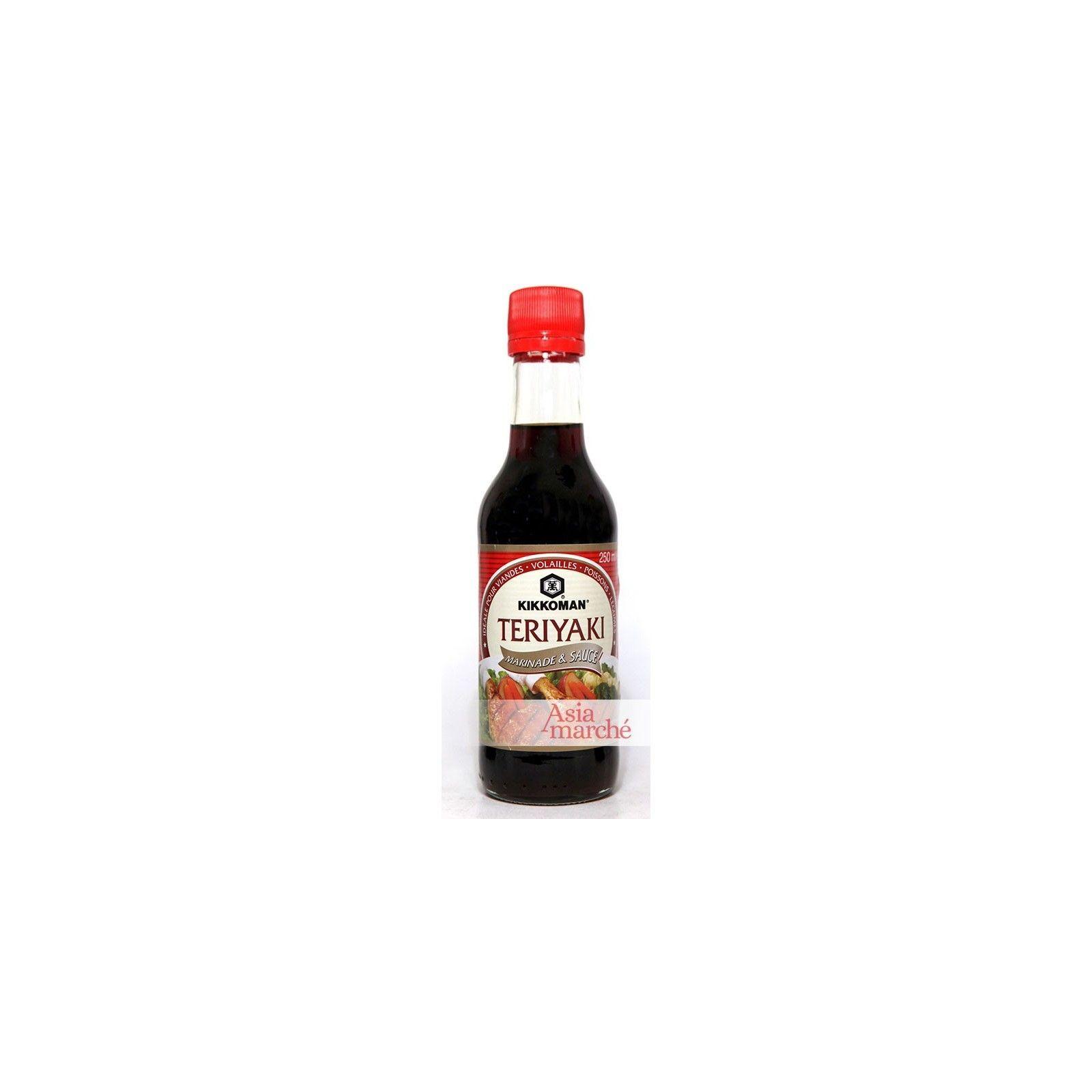 Asia Marché Sauce Teriyaki 250ml Kikkoman