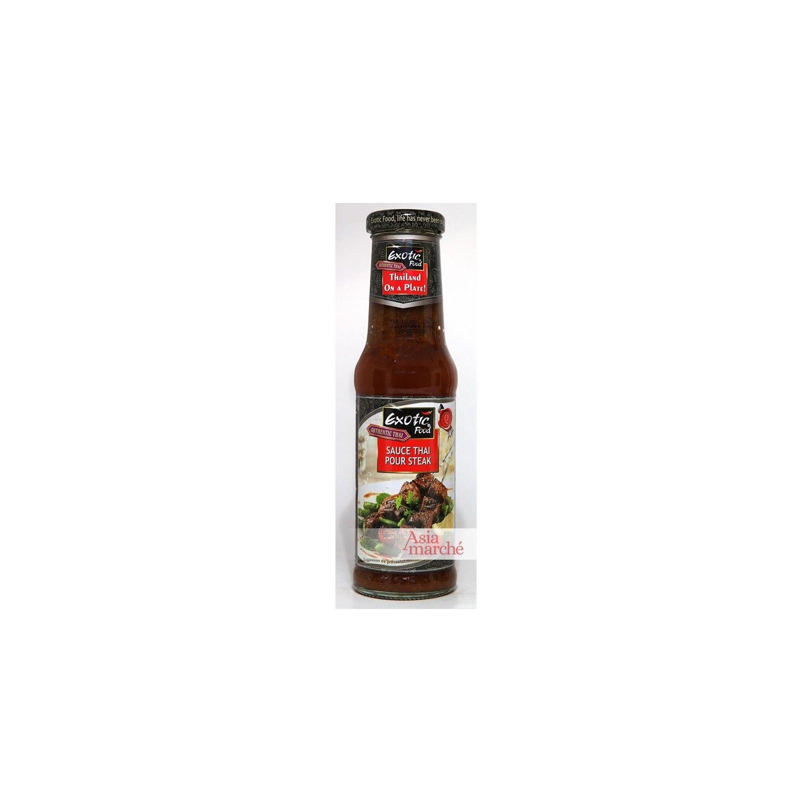 Asia Marché Sauce pour bœuf à la Thaïlandaise 250ml EF
