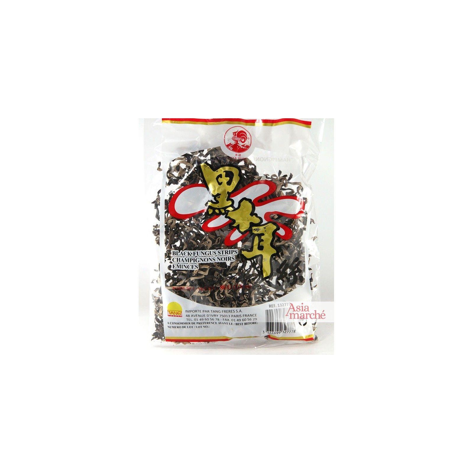 Asia Marché Champignons noirs émincés 80g Coq