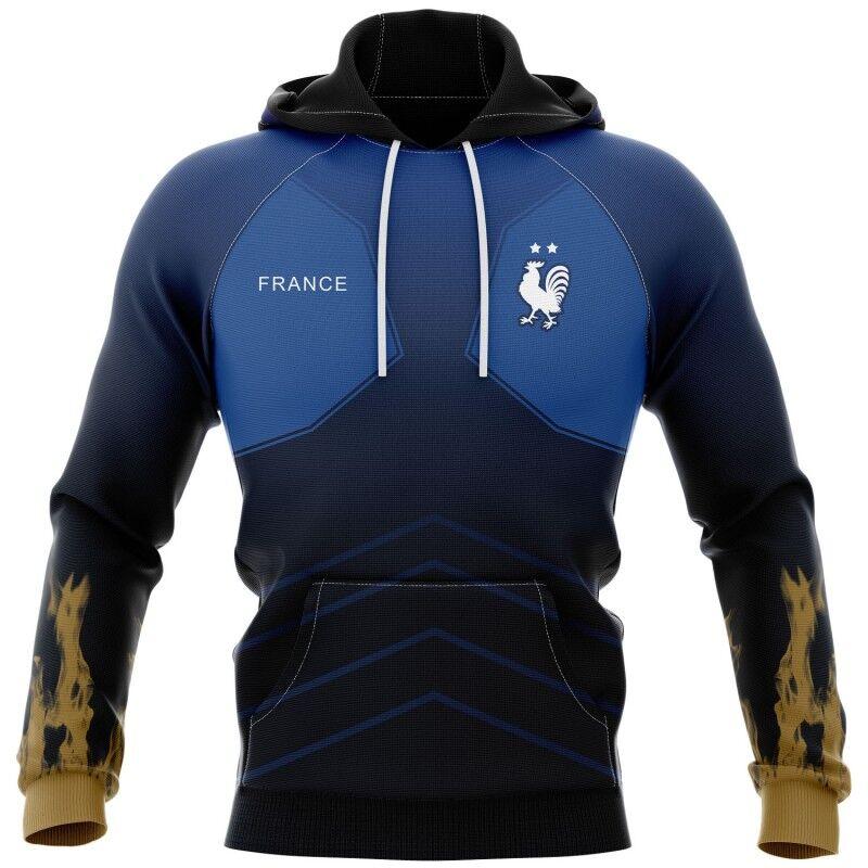 Tribune FC Sweat à capuche Gladiator France - Supporters France - Tribune FC