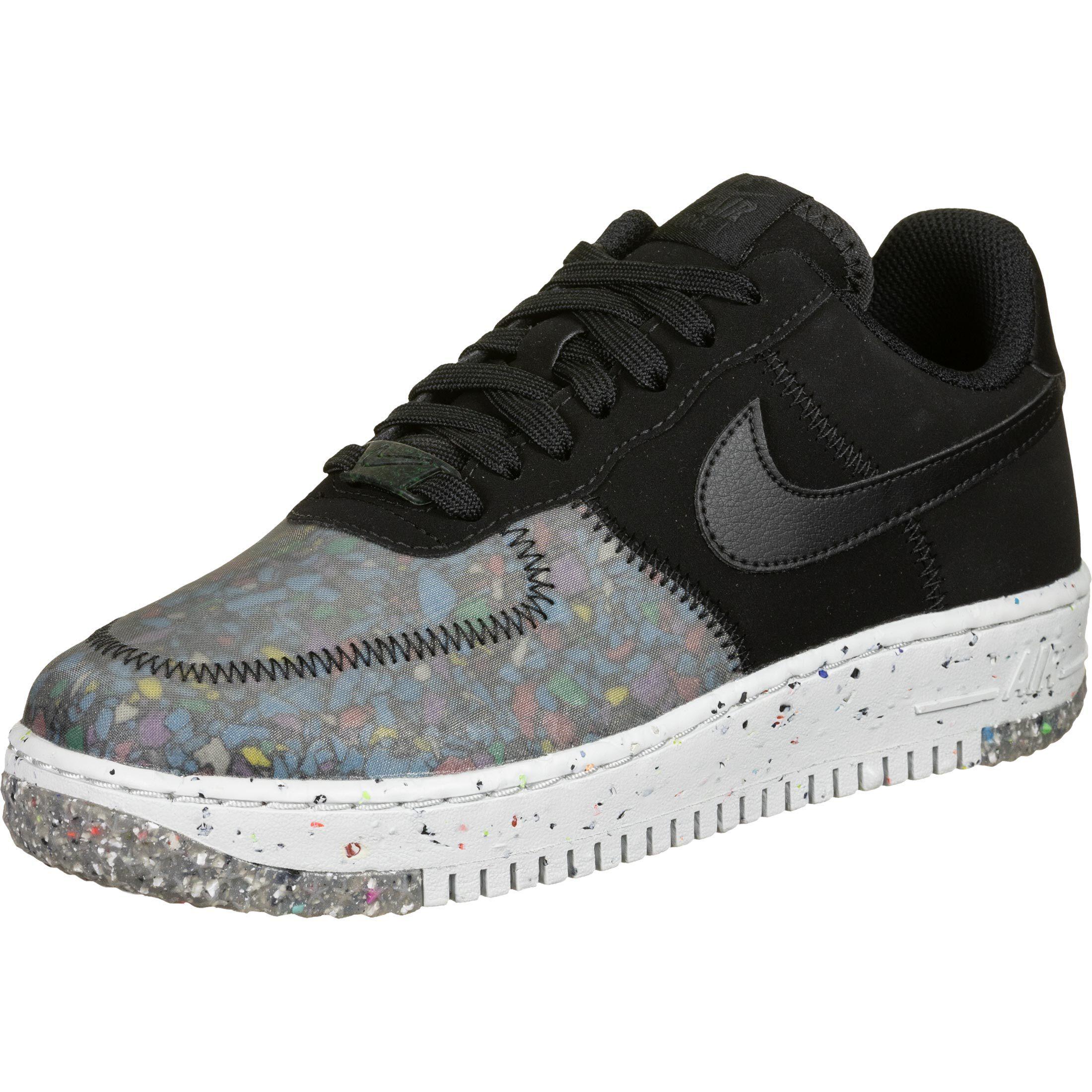 Nike Air Force 1 Crater, 36 EU, femme, noir