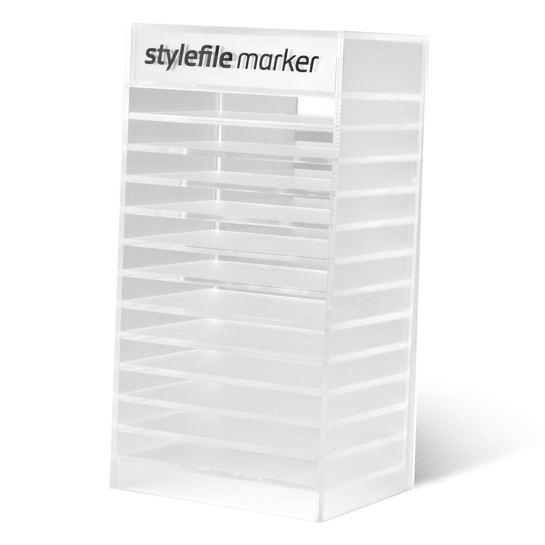 Stylefile Marker Stylefile 120x Empty Acrylic transparent