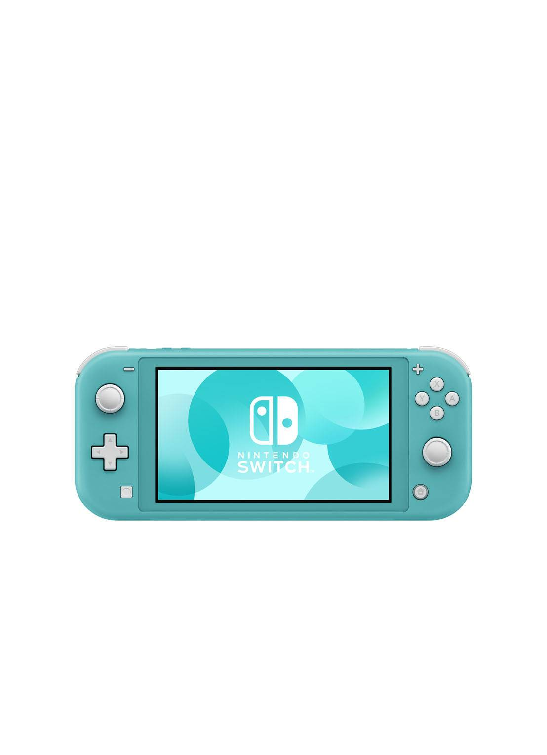 nintendo Console Nintendo Switch Lite avec le jeu animal Crossing New Horizons - Turquoise