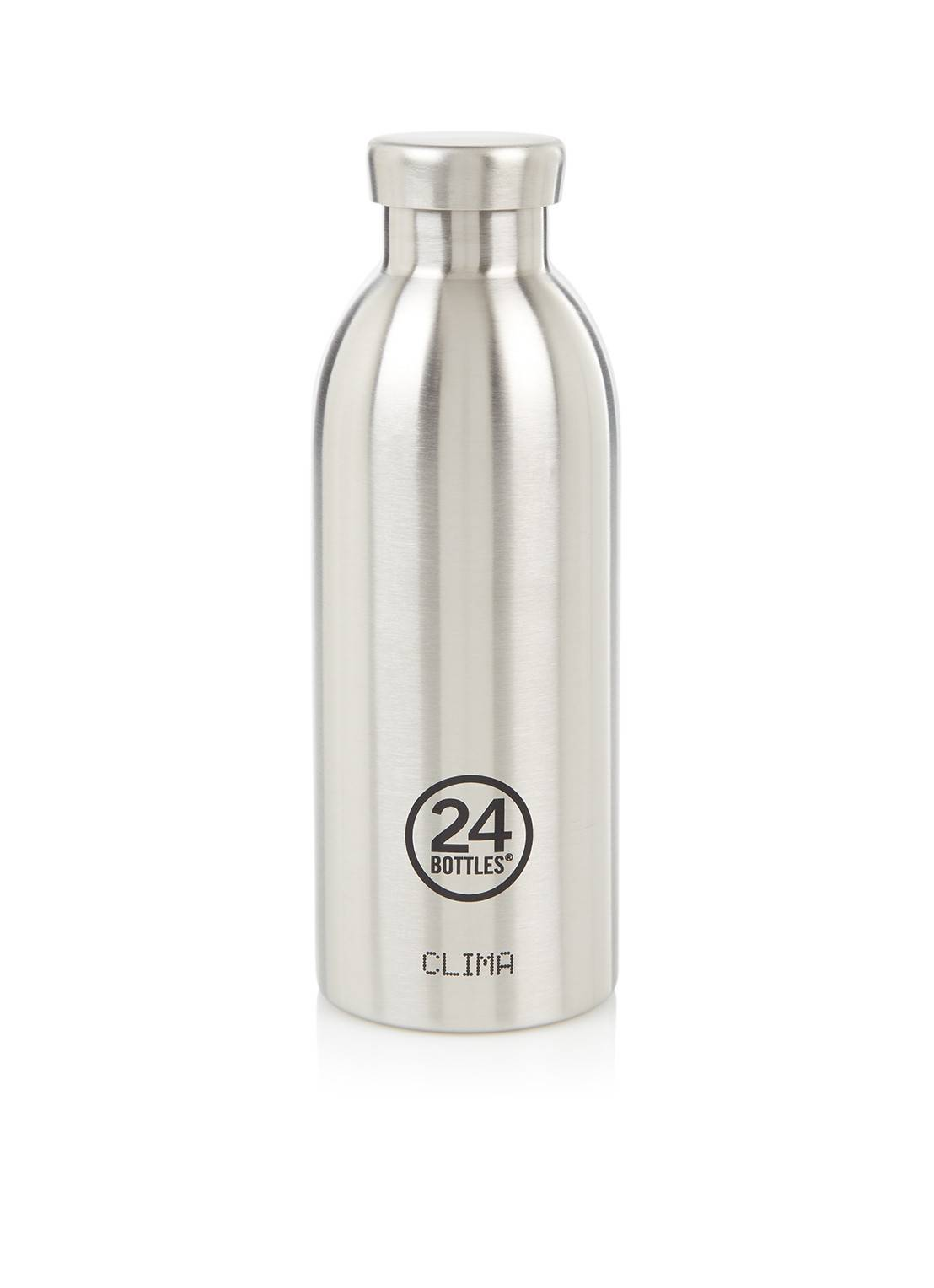 24bottles Bouteille thermos Clima 500 ml - Argent