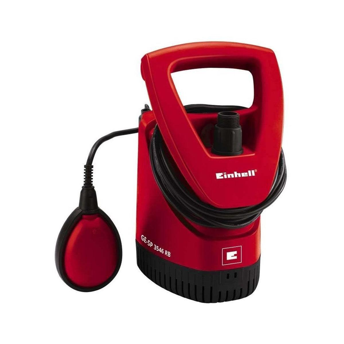 Einhell GE-SP 3546 RB Pompe pour collecteur d'eau de pluie