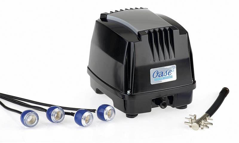 Oase AquaOxy 4800 Kit d'aération de bassin