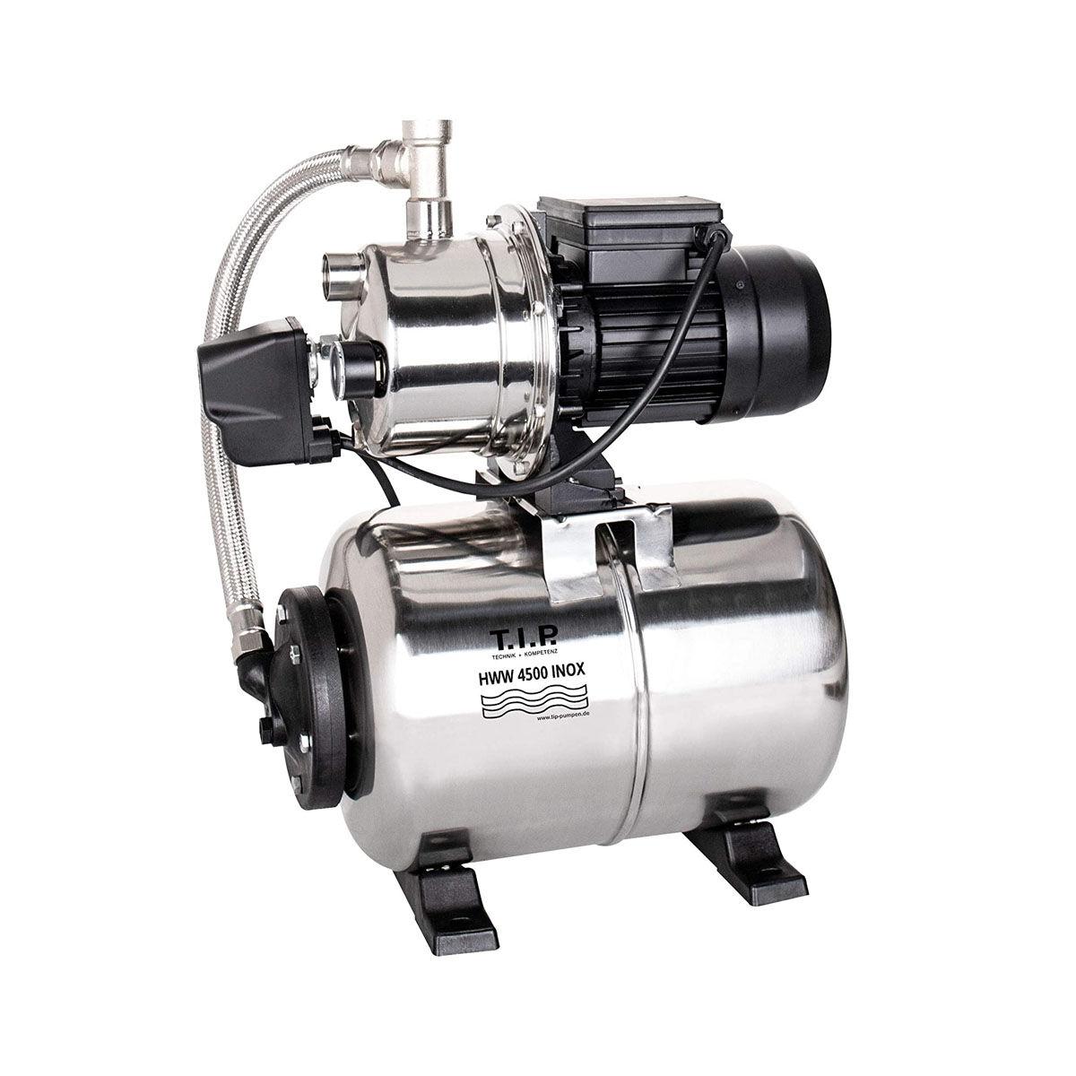T.I.P. HWW 4500 INOX Pompe surpresseur