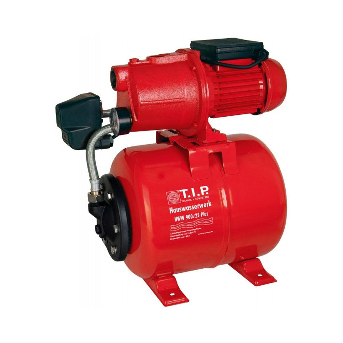 T.I.P. HWW 900/25 PLUS Pompe surpresseur