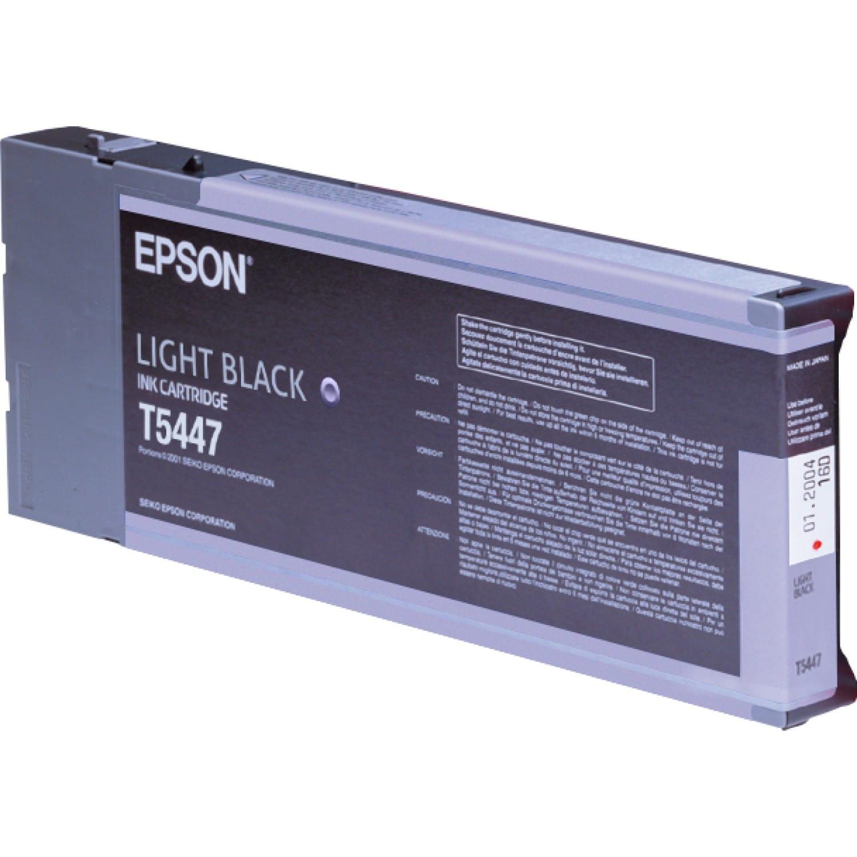 EPSON Cartouche d'encre traceur EPSON T5447 Pour imprimante 4000/7600/9600 Gris - 220ml
