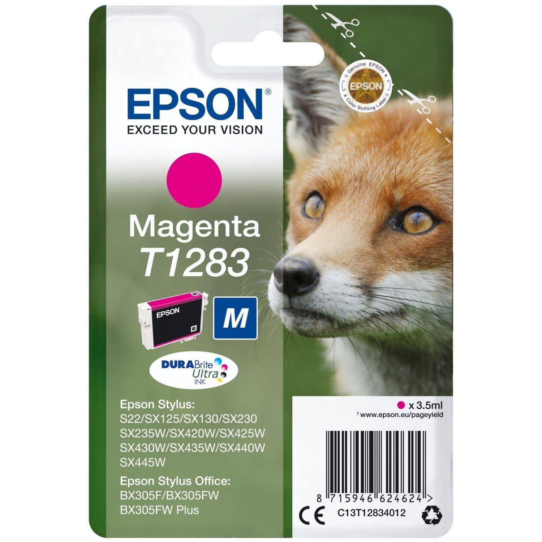 EPSON Cartouche d'encre EPSON T128340 Renard - Magenta