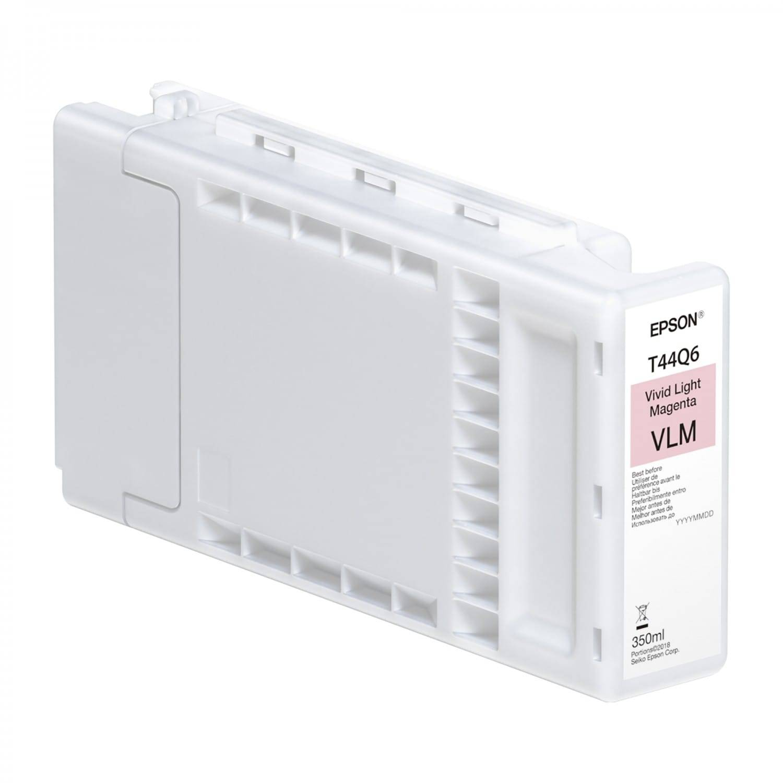 EPSON Cartouche d'encre traceur EPSON T44Q6 Pour imprimante SC-P7500/9500 UltraChrome PRO Vivid Light Magenta - 350ml