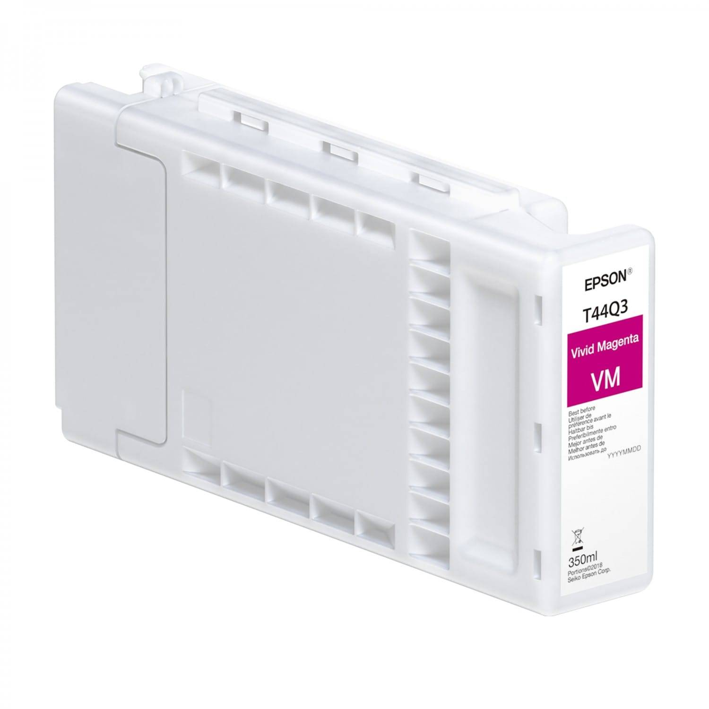 EPSON Cartouche d'encre traceur EPSON T44Q3 Pour imprimante SC-P7500/9500 UltraChrome PRO Vivid Magenta - 350ml