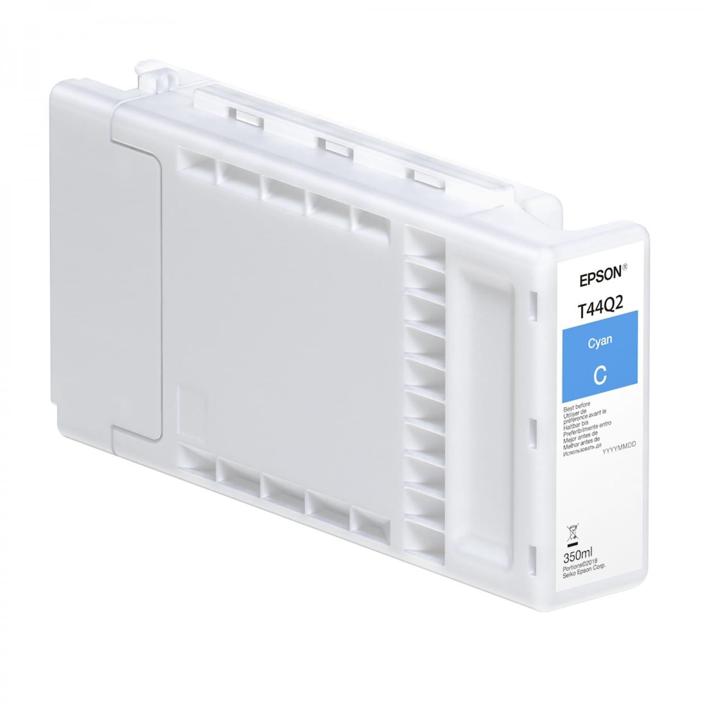 EPSON Cartouche d'encre traceur EPSON T44Q2 Pour imprimante SC-P7500/9500 UltraChrome PRO Cyan - 350ml