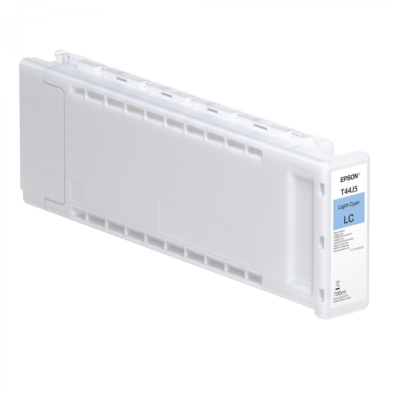 EPSON Cartouche d'encre traceur EPSON T44J5 Pour imprimante SC-P7500/9500 UltraChrome PRO Light Cyan - 700ml