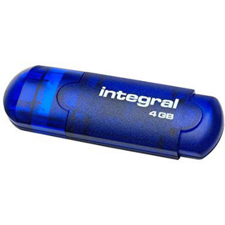 INTEGRAL Clé USB 2.0 INTEGRAL Evo 4 GB