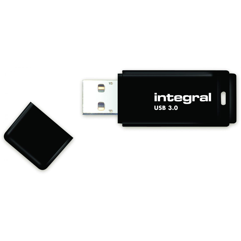 INTEGRAL Clé USB 3.0 INTEGRAL Drive Noire 8 GB
