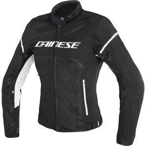Dainese Air Frame D-1 veste textile femme pour Moto Noir Blanc Dainese - 46