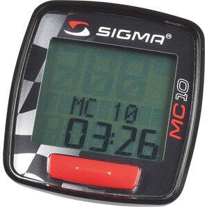 Sigma MC 10 compteur numérique jusqu'à 399 km/h pour Moto