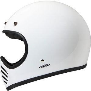 DMD Seventyfive casque intégral Blanc - XL