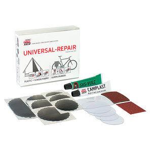 Rema Tip Top Tip Top kit de réparation universel Camping, vélo, vêtements Rema