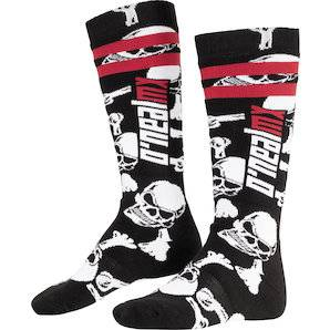 O'Neal PRO MX Chaussettes Crossbones O'NEAL