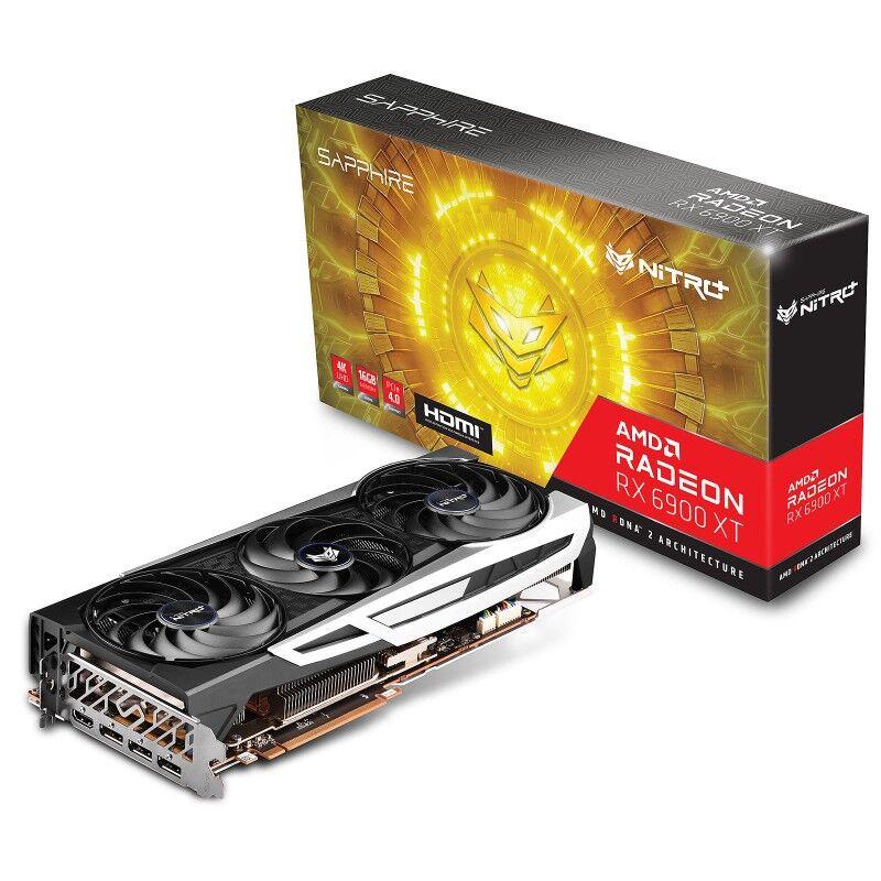 Sapphire NITRO+ Radeon RX 6900 XT 16Go