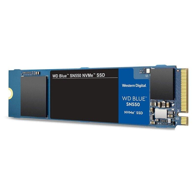 Western Digital SSD WD Blue SN550 NVMe 1 To