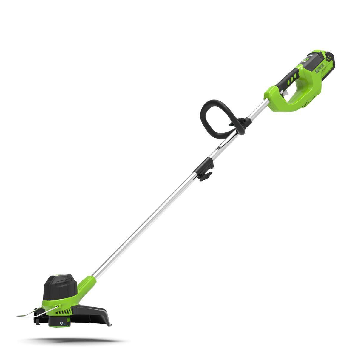 GREENWORKS Coupe-bordure sans fil GREENWORKS 40V (sans batterie ni chargeur) -