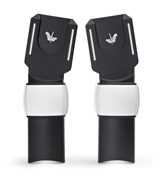 Bugaboo Adaptateur Bugaboo Fox/Buffalo pour sièges auto Maxi-Cosi® noir
