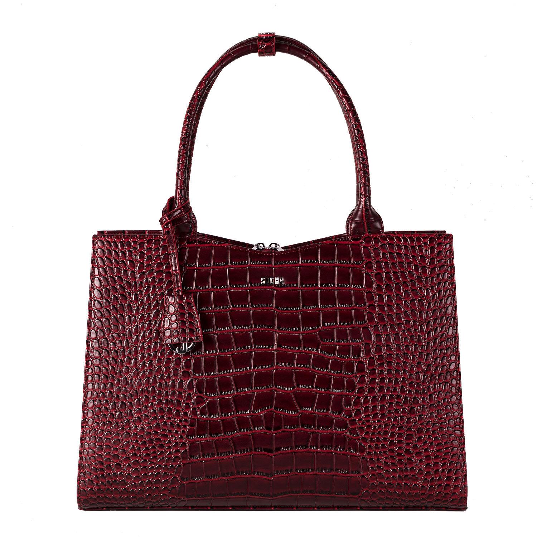 Socha Business Bag crocodile 15.6