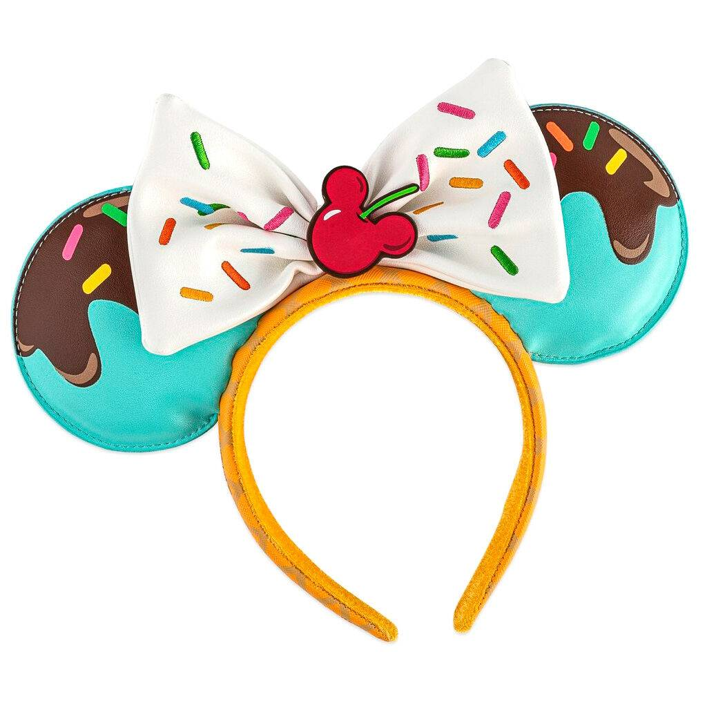 Serre-tête glace Minnie Mouse Loungefly