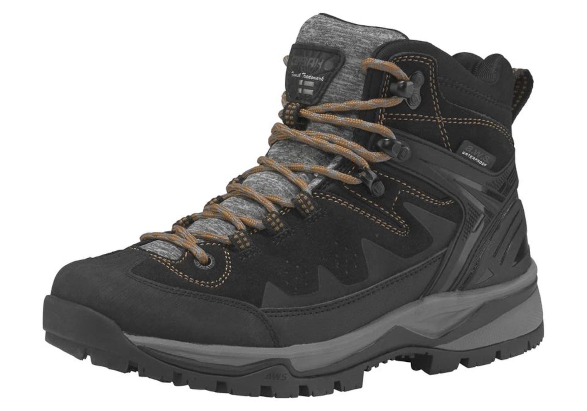 ICEPEAK Boots 'Wynn'  - Noir - Taille: 42 - female