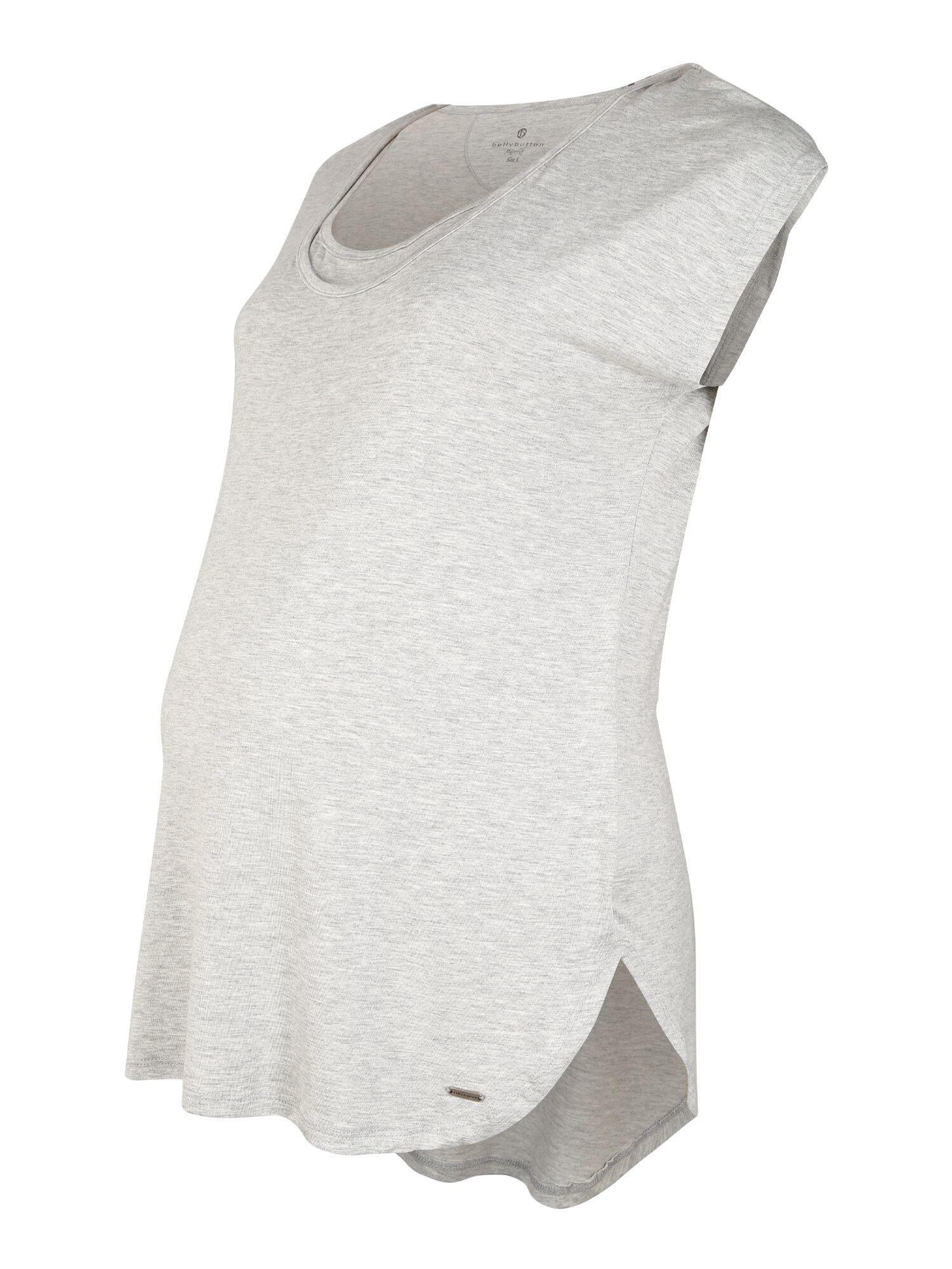 BELLYBUTTON T-shirt 'Melissa'  - Gris - Taille: XL - female