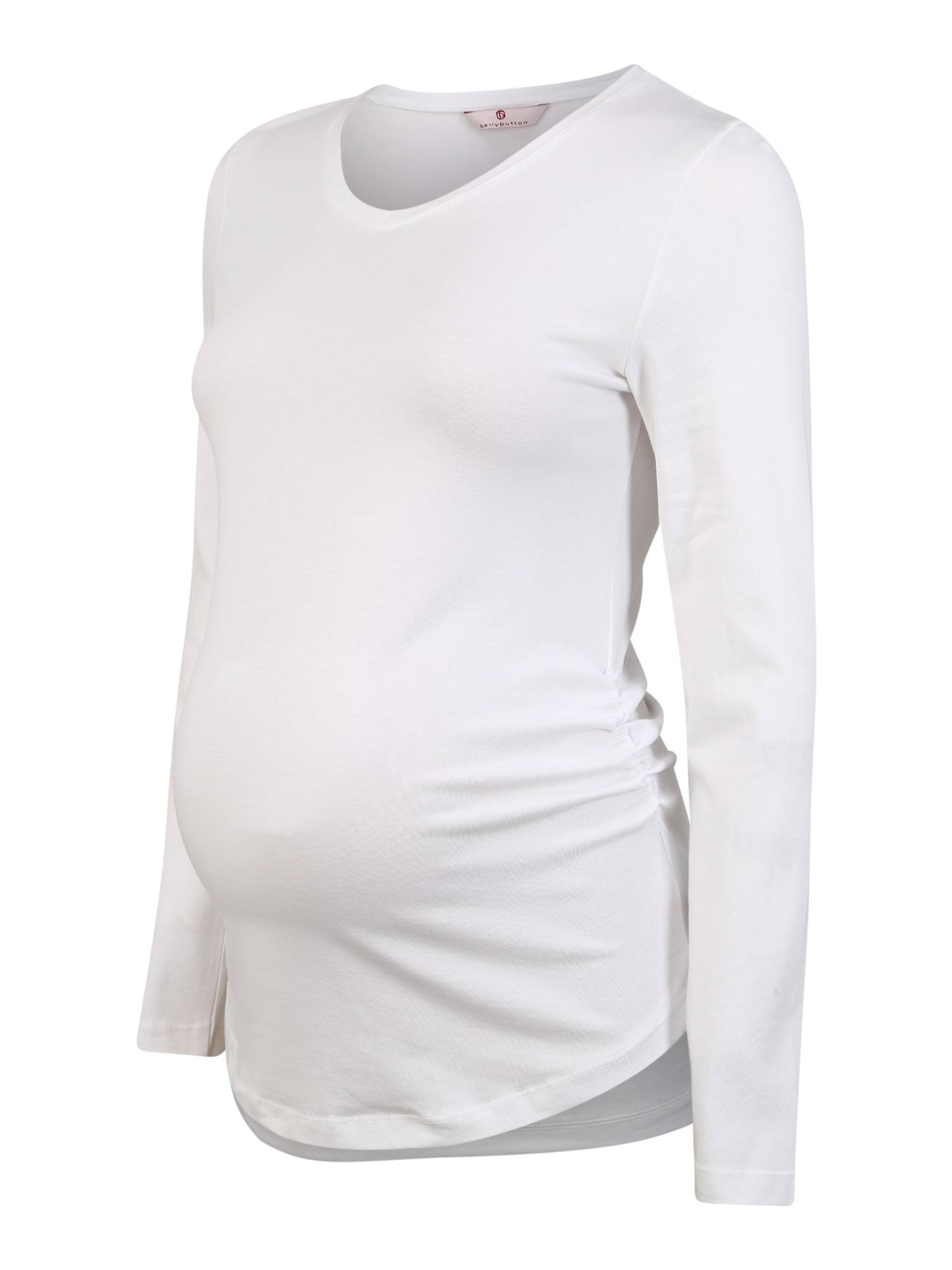 BELLYBUTTON T-shirt 'Laure'  - Blanc - Taille: XXL - female