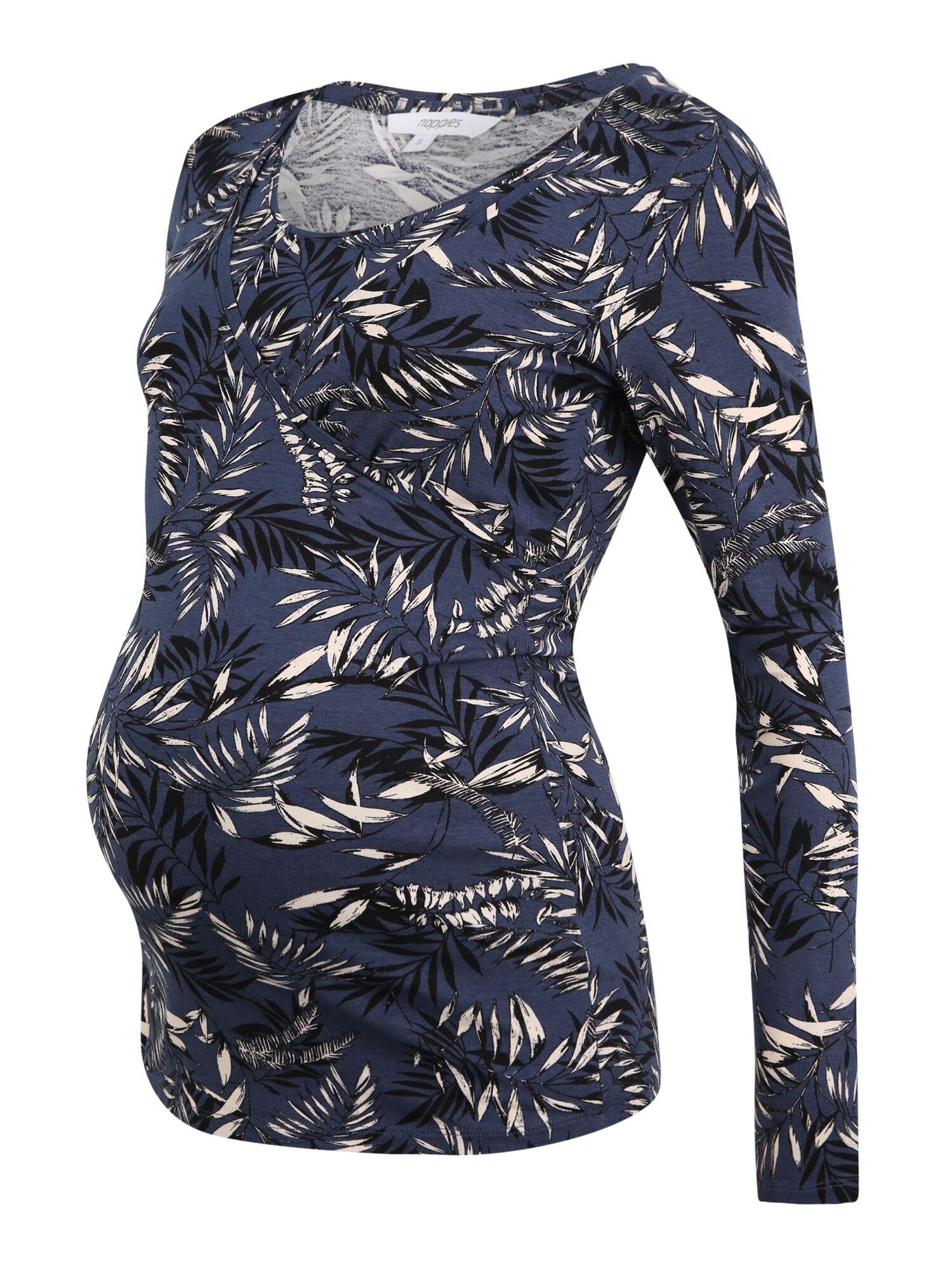 Noppies T-shirt 'Avoca'  - Bleu - Taille: XXL - female