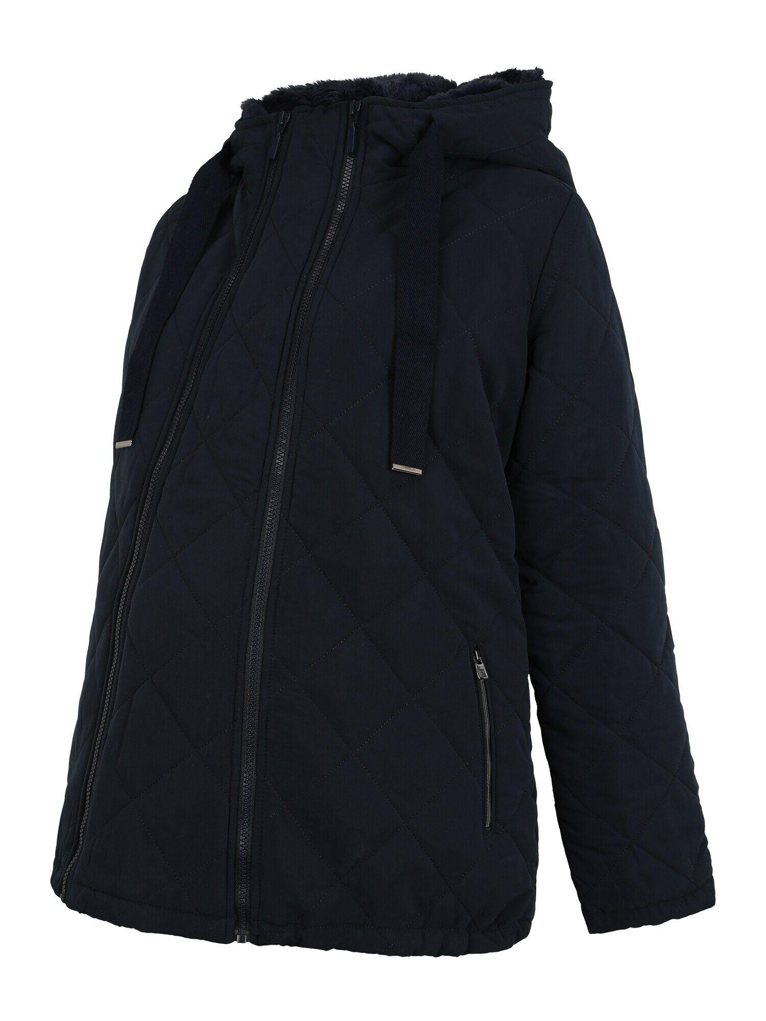 MAMALICIOUS Veste d'hiver  - Bleu - Taille: S - female
