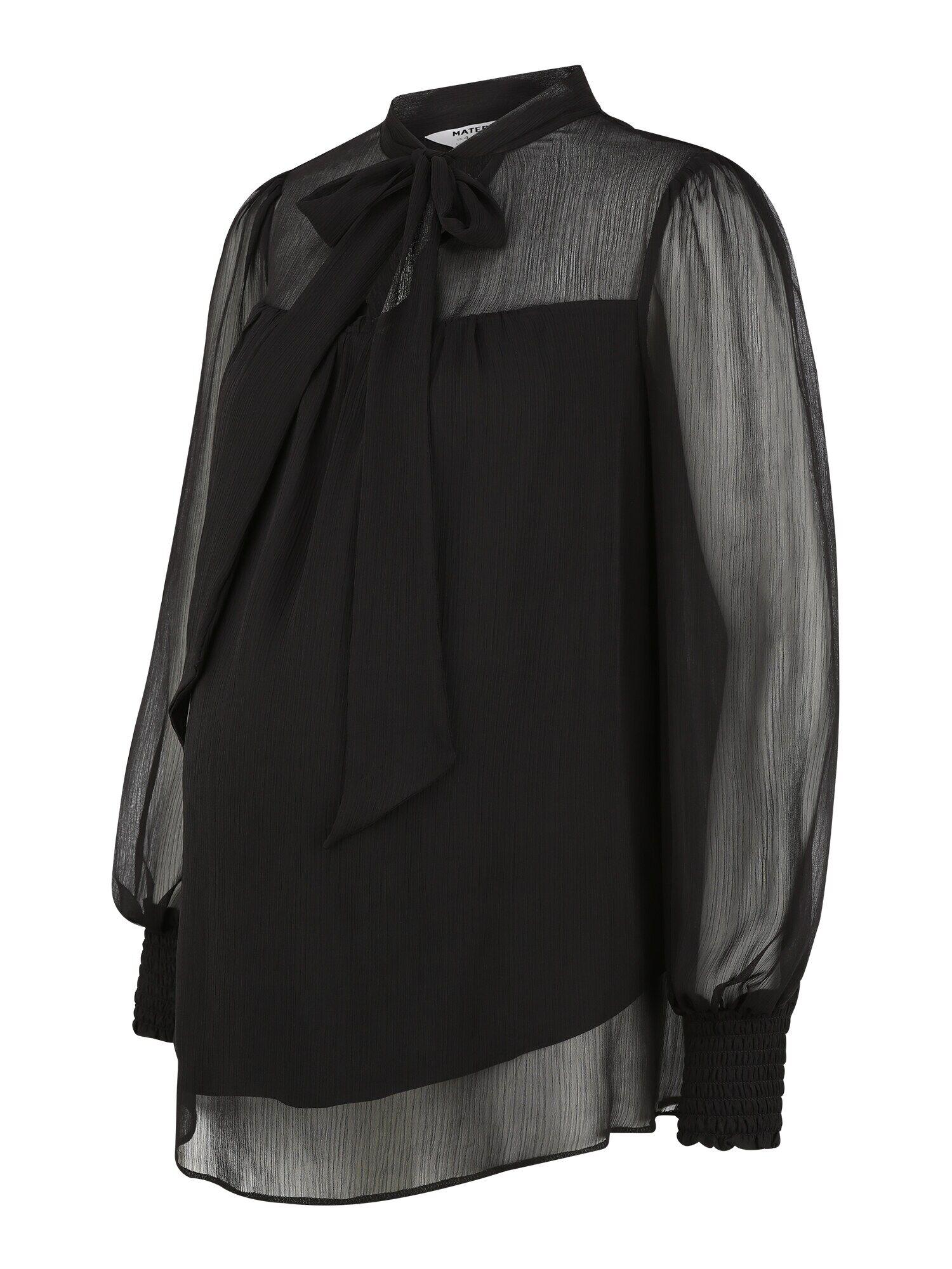 Dorothy Perkins Chemisier  - Noir - Taille: XS - female