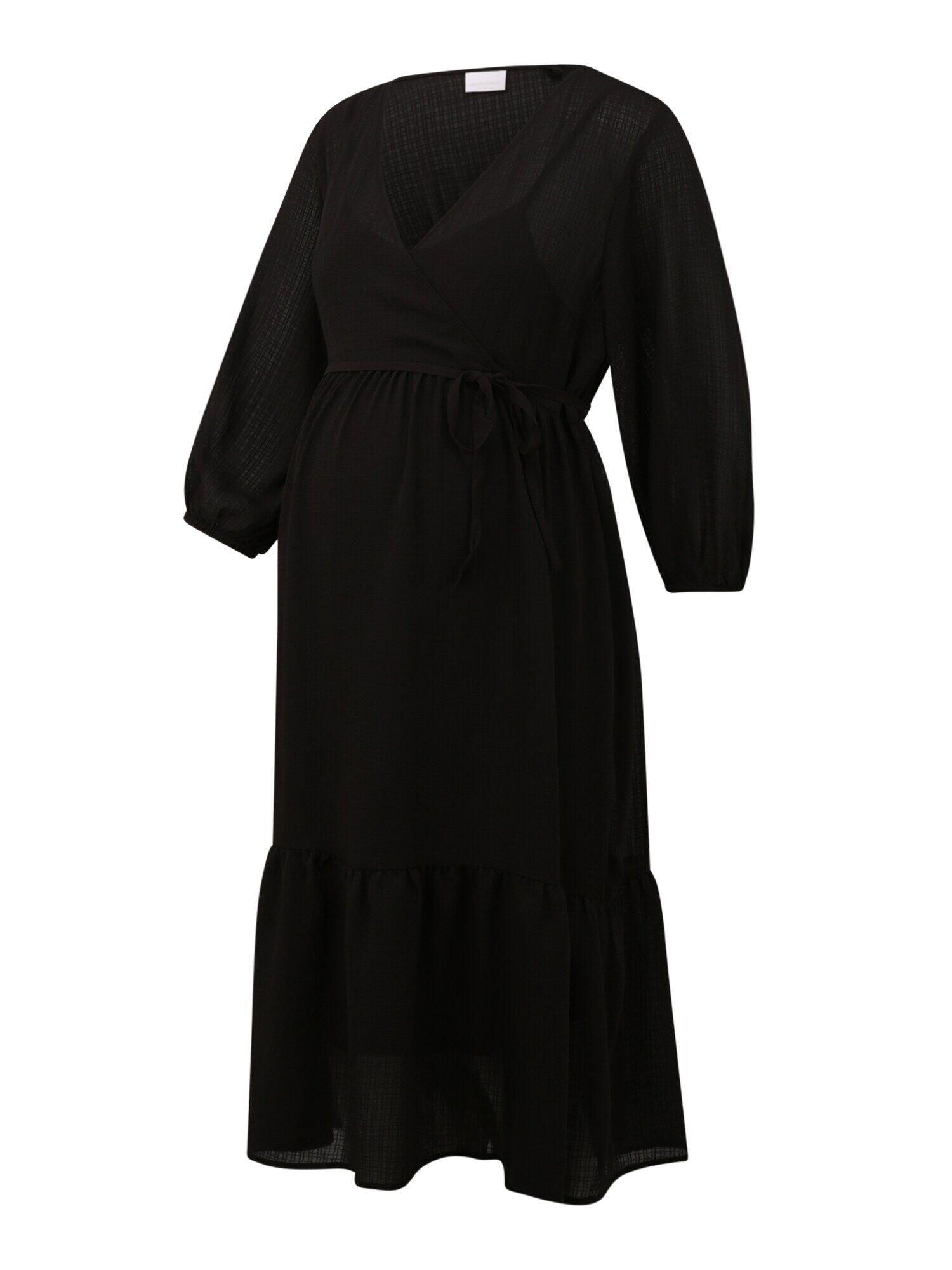 MAMALICIOUS Robe  - Noir - Taille: 36 - female